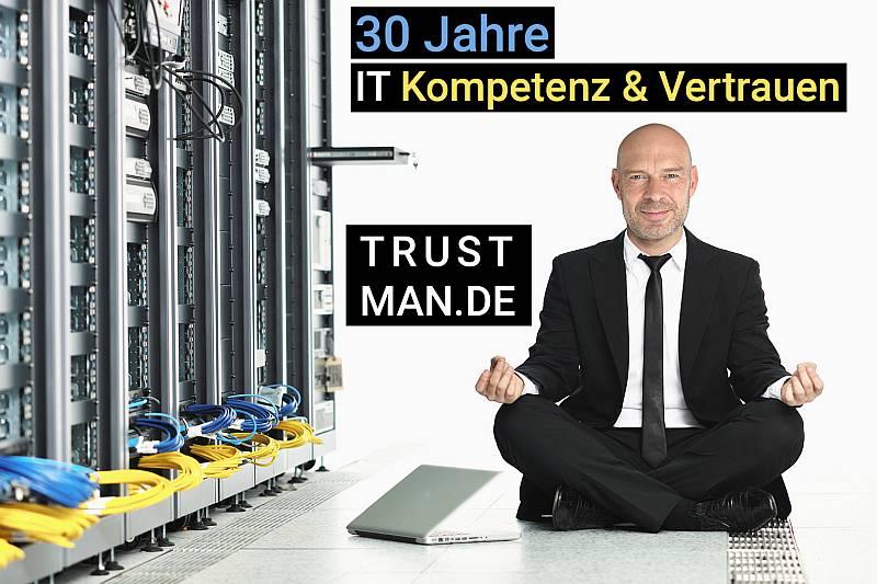 30 Jahre Trustman
